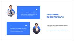 고객의 요구 사항 심플한 덱_2 slides
