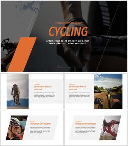 Cycling PPTX Keynote_40 slides