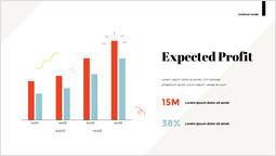 Profitto atteso PPT Design_2 slides