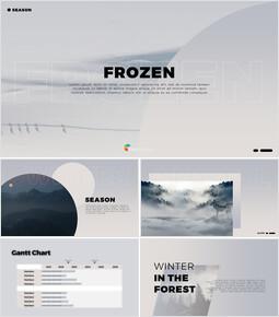Frozen Outline PPT Presentation_00