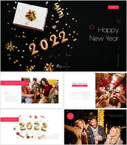 Happy New Year 2021 Business Presentation Examples_00