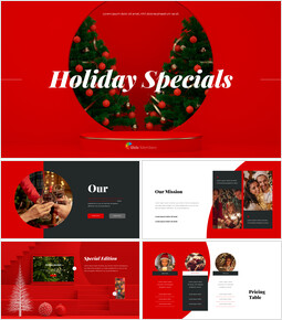Holiday Specials Concept Template Business PPT_13 slides