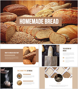 Homemade Bread PowerPoint deck Design_00