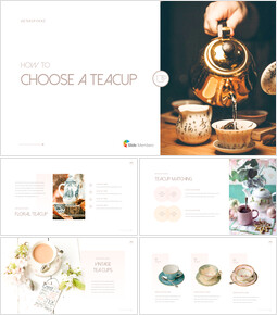 How to choose a teacup PowerPoint Business Templates_40 slides
