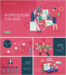 2021 년 사업 계획 수립 방법 iMac 키노트_00