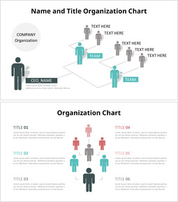 Human Infographic Organizational Chart Powerpoint Presentation Video_00