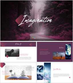 Imagination PowerPoint Theme_00