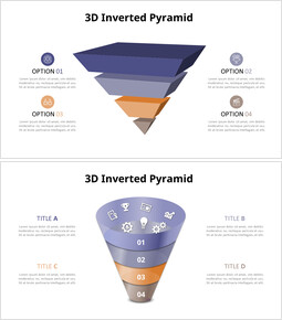 Inverted Pyramid Chart Diagram Animation Presentation_00