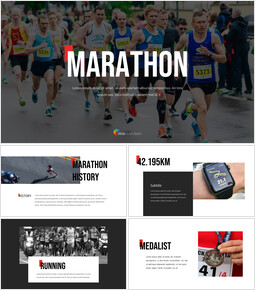 Marathon presentation slide_40 slides