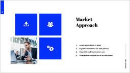 Approccio al mercato Progettazione PowerPoint_2 slides