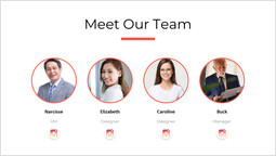 Meet Our team Presentation Deck_1 slides