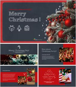 Feliz Navidad Modelo PPT_00