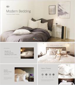 Modern Bedding Keynote Templates for Creatives_00