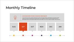 Monthly Timeline Slide Deck_1 slides