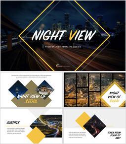 Night View Keynote Design_00