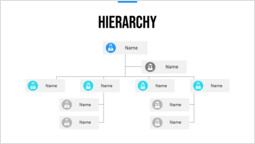 Organization Chart Hierarchy pitch deck design_00