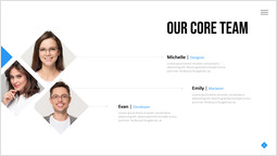 Our Core Team Page Template Slide Page_00