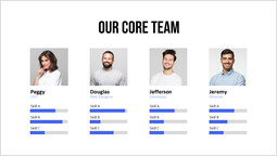 Our Core Team Simple Slide Page Template_00