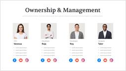 Ownership & management Slide Layout_1 slides