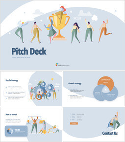 Pitch Deck Presentation Template Keynote for Windows_00