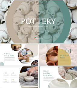 Pottery PowerPoint Format_00