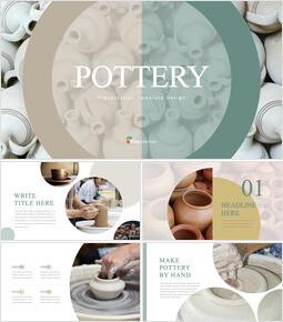 Pottery PPTX to Keynote_40 slides