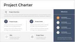 Project Charter PowerPoint Layout_1 slides