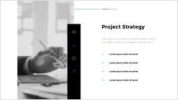 Project Strategy Template Layout_2 slides