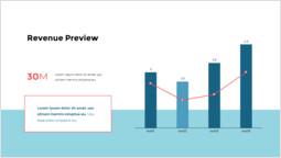 Anteprima dei ricavi Layout del ponte_2 slides