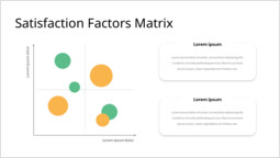 Satisfaction Factors Matrix Chart Page Design_00