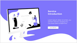Service Introduction PPT Design_00