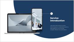 サービス紹介 簡単なスライド_2 slides