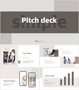 Simple Design Pitch Deck Multipurpose Keynote Template_00