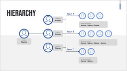 Simple Human infographic Cycle Hierarchy PPT Slide Deck_00