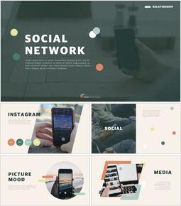 Social Network keynote slides_50 slides