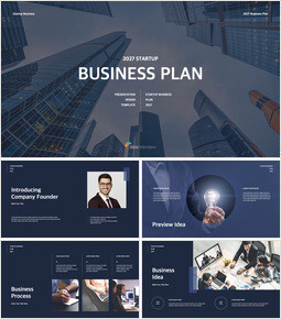 Startup Business Plan PowerPoint for mac_00