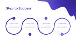성공의 단계 파워포인트 슬라이드 덱 표지_00