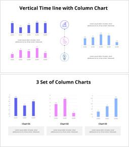 Three Comparison Column Chart_00