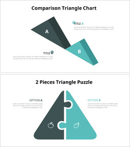 Triangle Shape Diagram Animated Slides_00