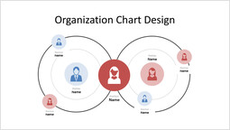 Two Cycle Oranization Chart Design PPT Deck Design_00