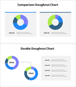 Two Simple Doughnut Chart_00