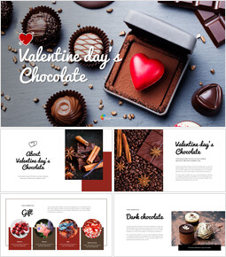 발렌타인 데이 초콜릿 파워포인트_00
