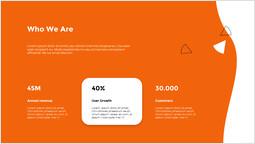 우리는 누구인가 파워포인트 디자인_2 slides