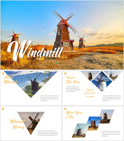 Windmill Business Strategy PPT_40 slides