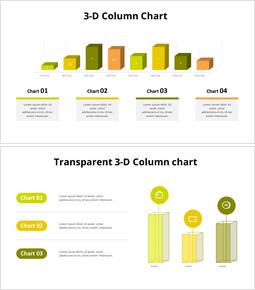 3D縦棒グラフ_10 slides