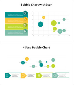 4 Step Bubble Chart_10 slides