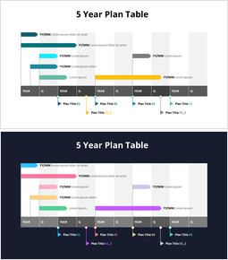 5 Year Plan_2 slides