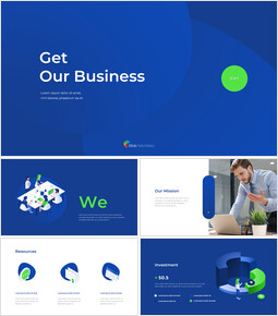 Animated Templates - Get Our Business Pitch Deck_00