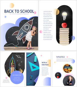 Back to School Modern PPT Templates_25 slides