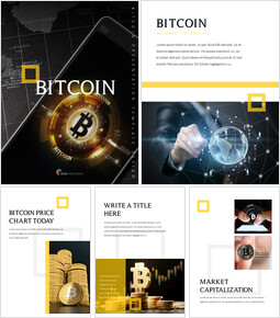 Bitcoin Best PPT Design_25 slides